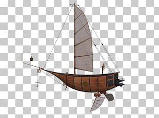 Sail Hot Air Balloon Airship Cushion PNG