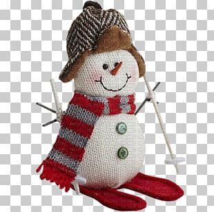 Christmas Ornament Crochet Santa Claus Christmas Decoration PNG