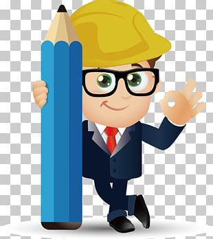 Engineering Cartoon PNG