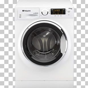 Hotpoint Ultima S-Line RPD 9467 Washing Machines Hotpoint RPD 10kg Ultima S-Line Washing Machine Home Appliance PNG