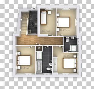 House Open Plan Dining Room Floor Plan PNG