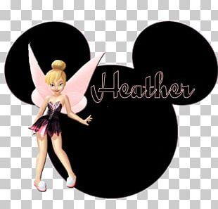 Tinker Bell Fairy Silvermist Disney Fairies PNG