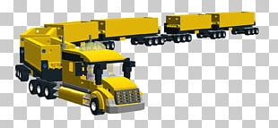Toy Road Train Motor Vehicle Lego City PNG