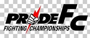 Pride Fighting Championships Ultimate Fighting Championship Mixed Martial Arts Yarennoka! Logo PNG