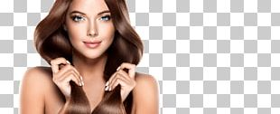 Brazilian Hair Straightening Hair Care Keratin Beauty Parlour PNG