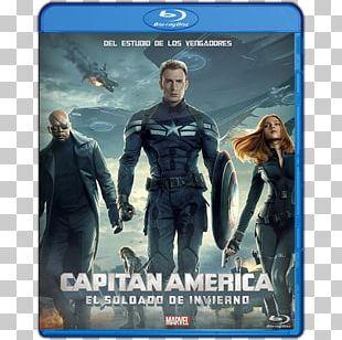 Captain America Bucky Barnes Black Widow Marvel Cinematic Universe Superhero Movie PNG