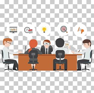 Meeting Business PNG