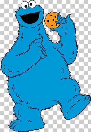Cookie Monster Elmo Big Bird Count Von Count Ernie PNG