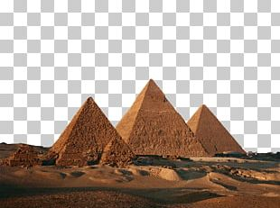 Great Pyramid Of Giza Great Sphinx Of Giza Egyptian Pyramids Seven Wonders Of The Ancient World PNG