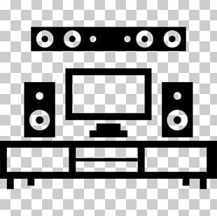 Home Theater Systems Computer Icons Cinema PNG