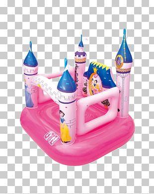 Inflatable Castle Disney Princess PNG