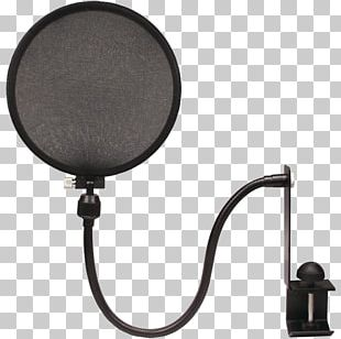 Microphone Mic Pop Filter Nady Systems PNG