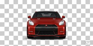Nissan GT-R Mid-size Car Automotive Lighting Motor Vehicle PNG