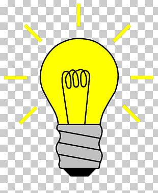 Electricity Electric Current Incandescent Light Bulb PNG