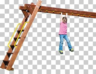 Jungle Gym Playground Slide Swing PNG