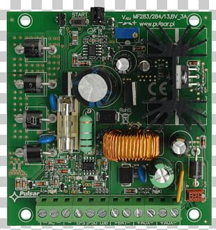 Microcontroller TV Tuner Cards & Adapters Power Converters Motherboard Electronic Component PNG