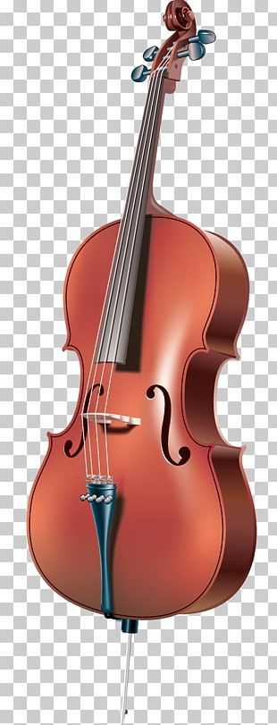 Cello Musical Instrument Cellist Icon PNG