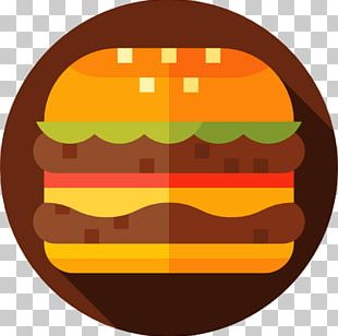 Hamburger Fast Food Veggie Burger Cheeseburger Computer Icons PNG