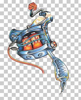 Tattoo Machine Flash Tattoo Artist Drawing PNG