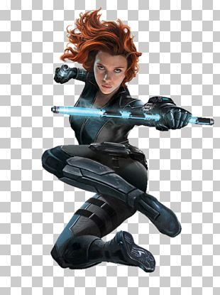 Black Widow Black Panther Vision War Machine Captain America PNG