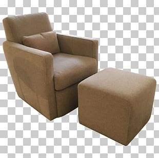 Club Chair Couch PNG