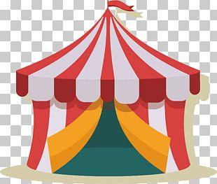 Circus Digital Art Habxeda Una Vez Un Circo Illustration PNG
