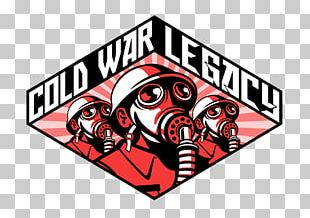 Cold War Logo Brand Font PNG
