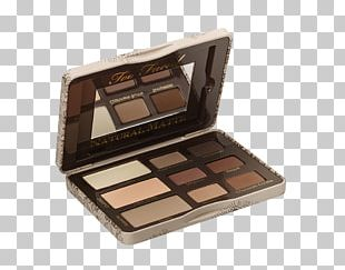 Too Faced Chocolate Gold Eye Shadow Palette Too Faced Natural Eyes Lip PNG