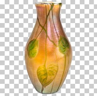 Vase Glass Art Decorative Arts Stained Glass PNG