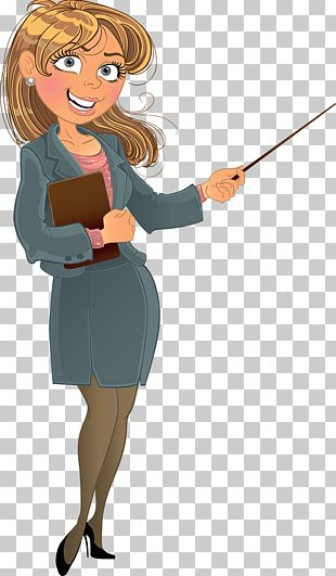Animation Teacher PNG