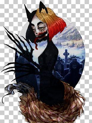 Demon Cartoon Supervillain Legendary Creature PNG
