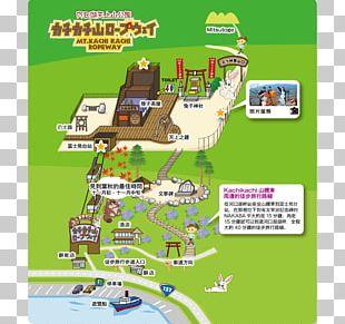 Tenjō-Yama Park Mt. Kachi Kachi Ropeway Lake Kawaguchi Mount Fuji Hakone Lake Motosu PNG