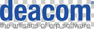Deacom Logo Business Industry Advertising PNG