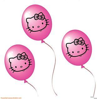 Hello Kitty Balloon Amazon.com Party PNG