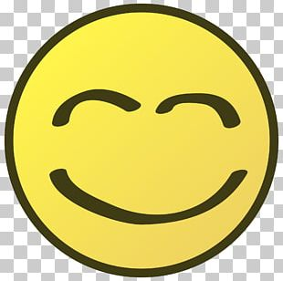 Smiley Happiness Emoticon PNG