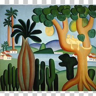 Art Institute Of Chicago Tarsila Do Amaral: Inventing Modern Art In Brazil Painting PNG