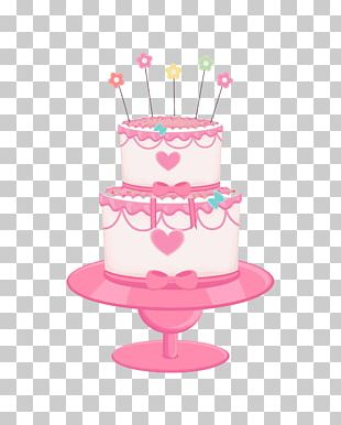 Birthday Cake Gift Card Template PNG