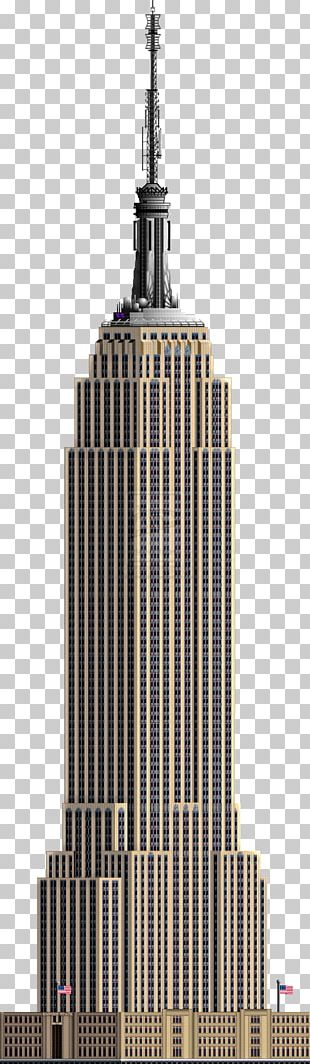 Empire State Building Chrysler Building Citigroup Center PNG