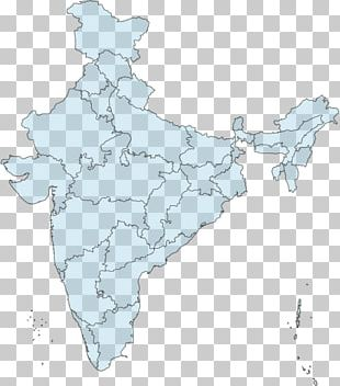 Telangana States And Territories Of India Blank Map Road Map PNG