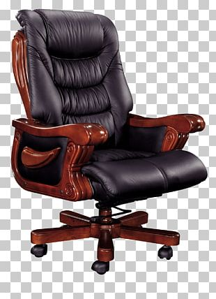 Table Office Chair Furniture Couch PNG