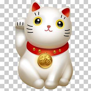 Cat Hello Kitty Maneki-neko Computer Icons Luck PNG