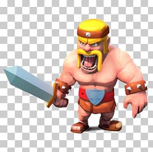 Clash Of Clans Clash Royale Barbarian Video Game PNG
