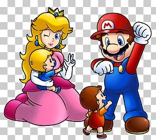 Princess Peach Super Mario Bros. Luigi PNG
