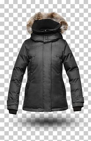 Coat Jacket Parka Down Feather Clothing PNG
