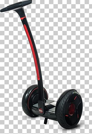 Segway PT Electric Vehicle Ninebot Inc. Self-balancing Scooter Personal Transporter PNG