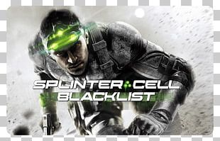 Tom Clancy's Splinter Cell: Blacklist Tom Clancy's Splinter Cell: Conviction Tom Clancy's Splinter Cell: Chaos Theory Tom Clancy's Splinter Cell: Double Agent PNG