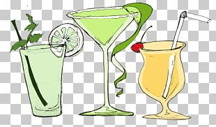 Cocktail Garnish Non-alcoholic Drink Martini Glass PNG