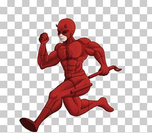 Daredevil Deadpool Marvel Comics Comic Book PNG