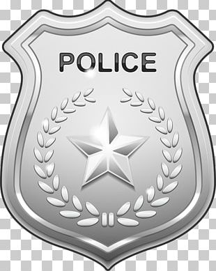 Police Officer Badge PNG