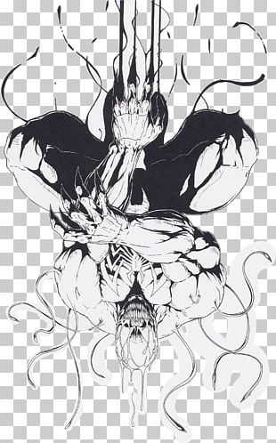 Venom Spider-Man Eddie Brock Comic Book Comics PNG